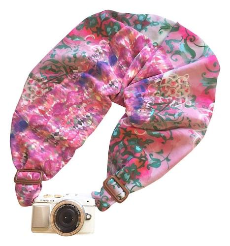 デザイン おしゃれなカメラ用ネックストラップを見つけよう!