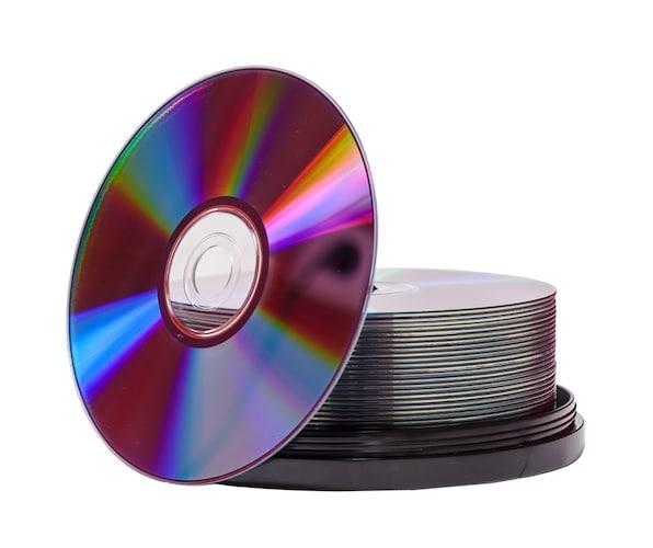 対応メディア|外付けDVDドライブの仕様に合わせる