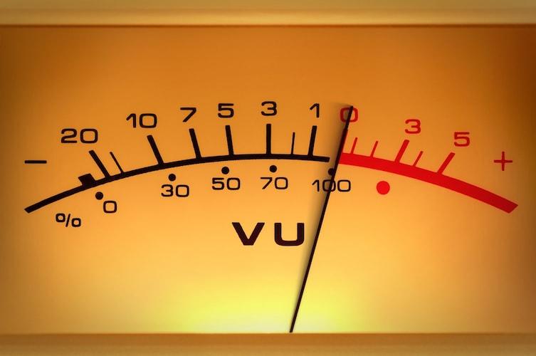 ▼コンプレッサーをかけると音圧が上がる?