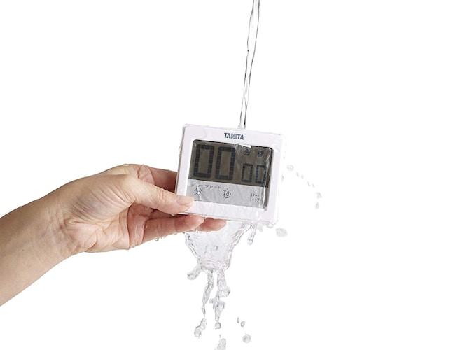 【防水機能や音量調節】