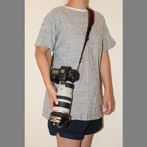 上手なカメラストラップの使い方2