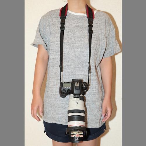上手なカメラストラップの使い方3