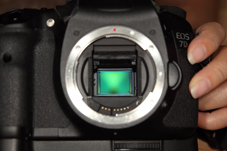 写真を撮る仕組み