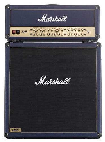 Marshall JVM410HJSB & 1960AJSB
