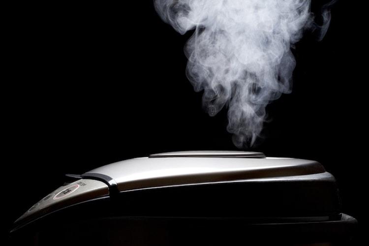 蒸気レス炊飯器とは?