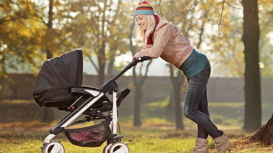 赤ちゃんの乗り心地が良いA型ベビーカー