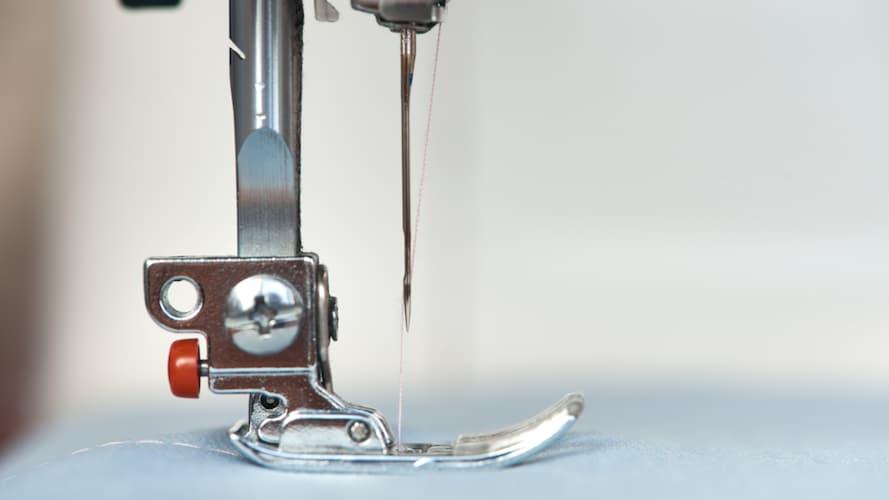 性能|工業用針や豊富なアタッチメントでカスタム可能