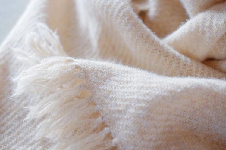 素材2|「ウール製」なら熱を逃さずポッカポカ!「綿製」は通気性抜群◎