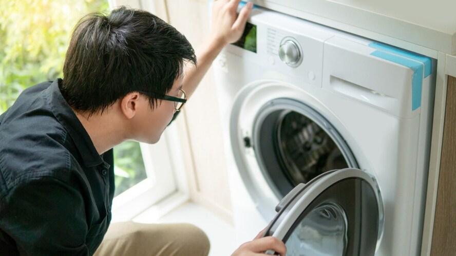 洗濯機洗い|洗濯機で丸洗い、ネット洗い出来るものが便利!