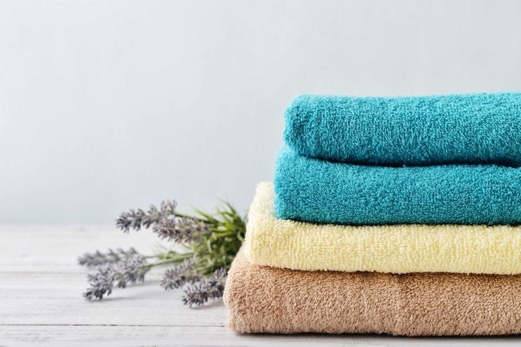 織り方 吸水性の良い「パイル地」柔らかい肌触りの「シャーリング」