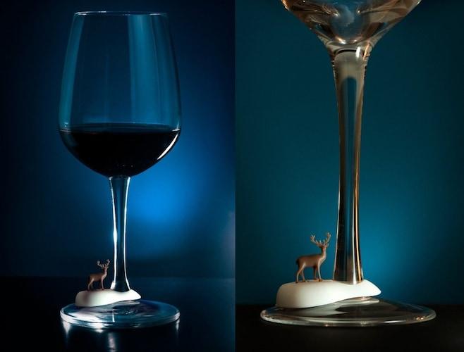 タイプ3|ワイングラスにおすすめの「置くタイプ」