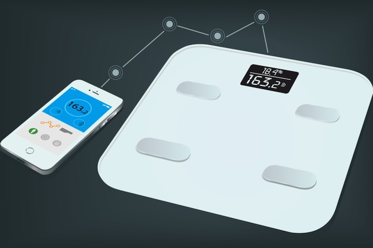 アプリ|スマホと連動し、簡単に体重管理が可能か