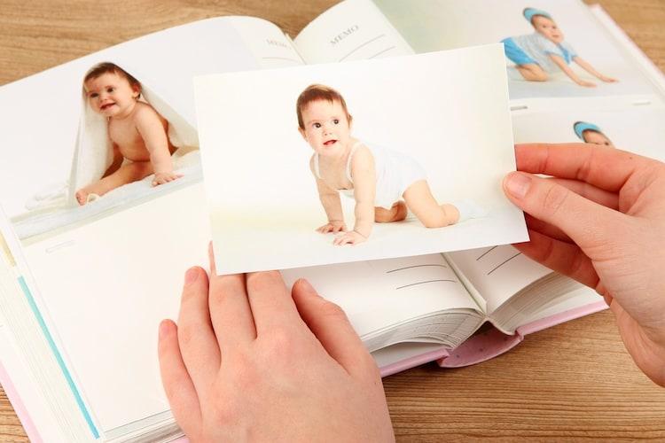 タイプ1|大量の写真整理にポケットアルバム、自由に貼るフリー台紙