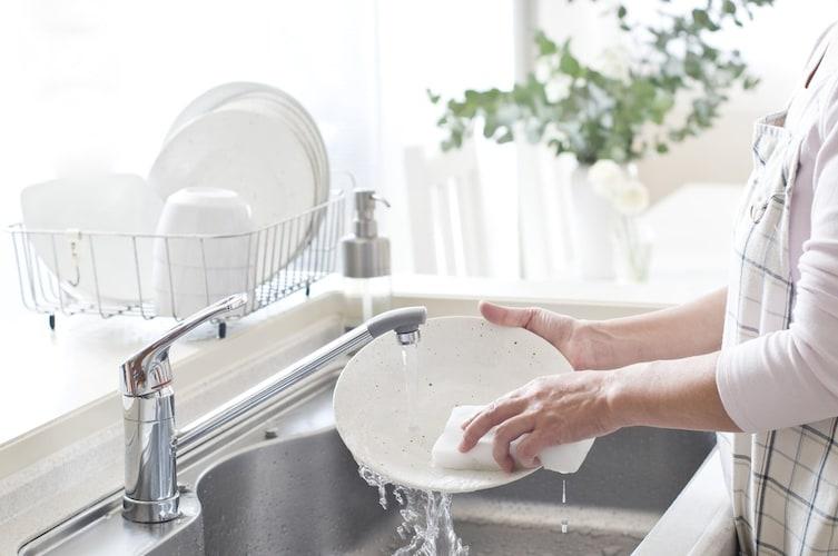 速乾性 水仕事が多いなら速く乾くものが◎