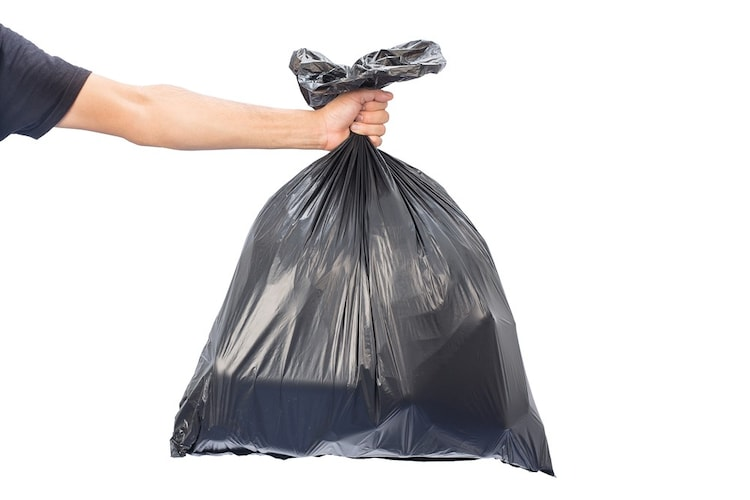 袋|破れにくさと中身が透けないことが必須!