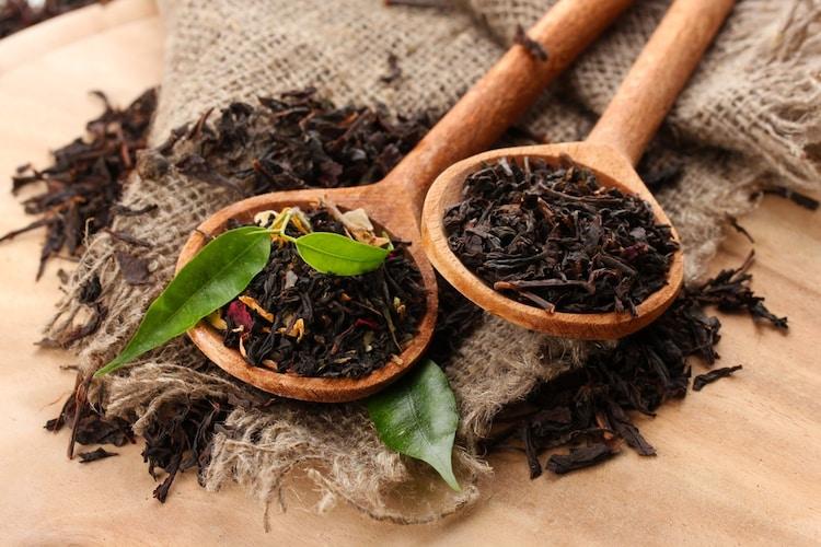 種類|主な茶葉はダージリン、アールグレイ、アッサム