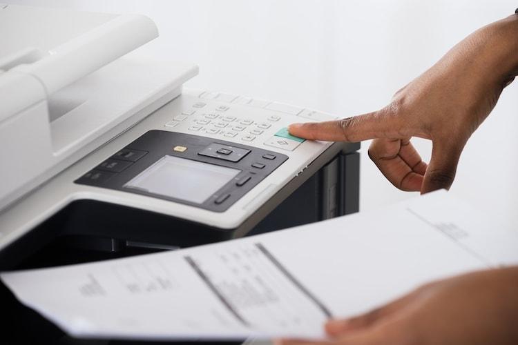 タイプ 印刷・コピー・スキャンなど多機能を搭載した「複合機」が便利