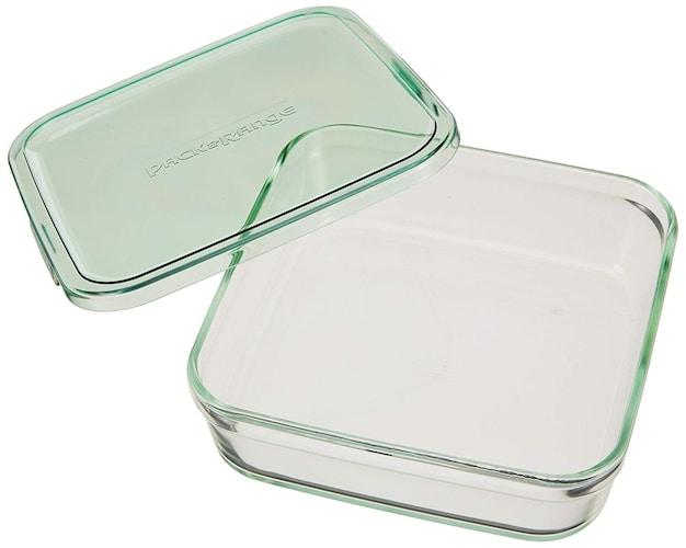 素材1 軽くて使いやすい「プラスチック」、色・臭いがつきにくい「ガラス」