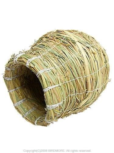 使い方2 フィンチ類にはつぼ巣が必要。体に合ったサイズのものを