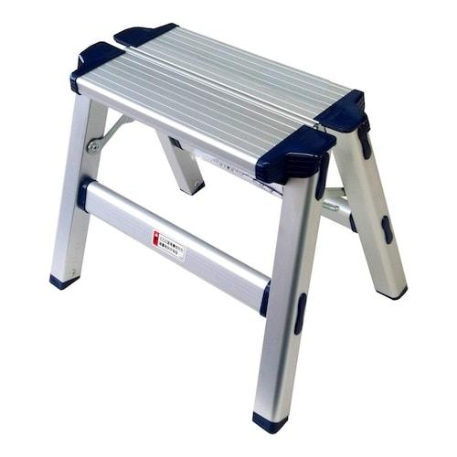 タイプ|用途に合わせて1段型、2ステップ型、はしご脚立を