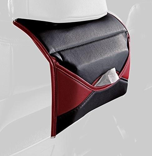 ヘッドレストタイプ 運転中に圧迫感が無く、後部座席にいても取りやすい