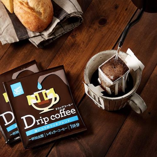 ドリップパッグコーヒーとは?