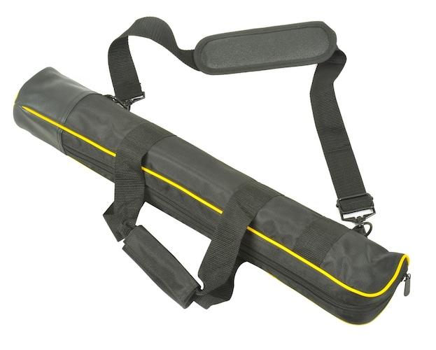 ストラップ ストラップパッドがついているものだと肩への負担も少ない