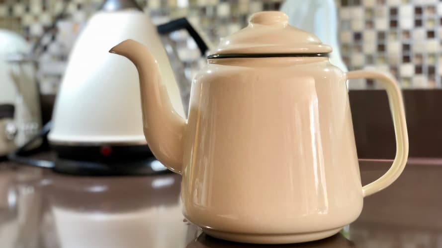 ホーロー|保温時間が長い!ゆっくりコーヒーを淹れたい方に