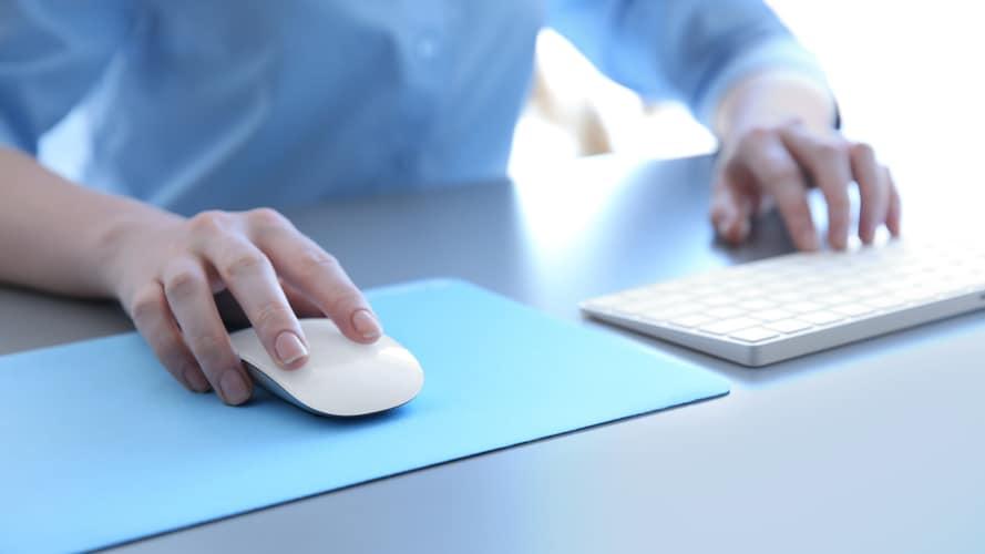 マウスパッドを使うとどう変わる?