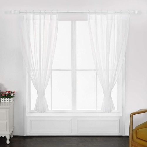 種類2|断熱性、UVカット率の高い「ミラーレースカーテン」