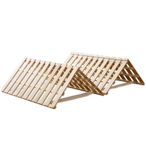 すのこ|床と布団に隙間を作る!折りたたみ式なら布団干しにもなる