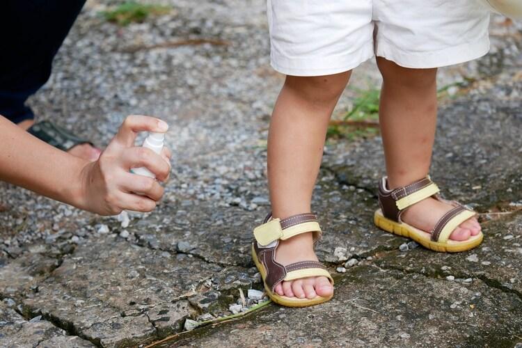 赤ちゃん用虫除けグッズの選び方