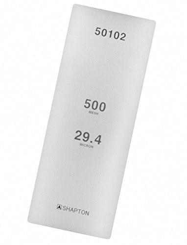 砥石2 「硝子砥石シリーズ」:薄くて軽いデザインが印象的