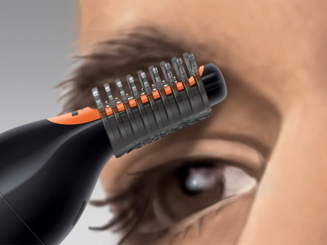 フィリップスの鼻毛カッターはひげや眉毛にも使えるアイテムが便利!