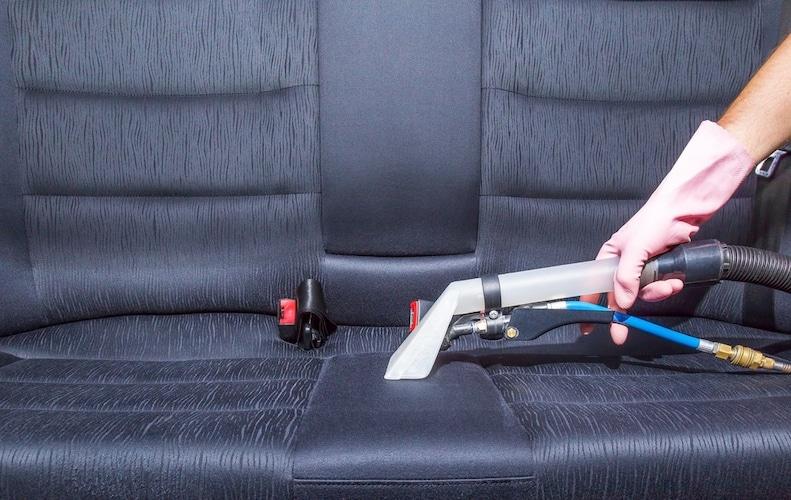 シートの掃除方法
