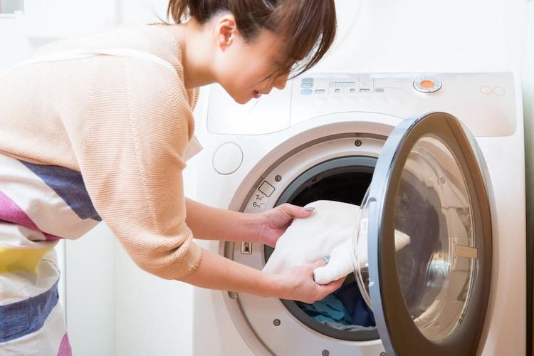 使う前に洗うとふっくら感がワンランクアップ!