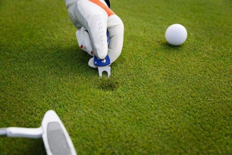 ゴルフ用グリーンフォークとは