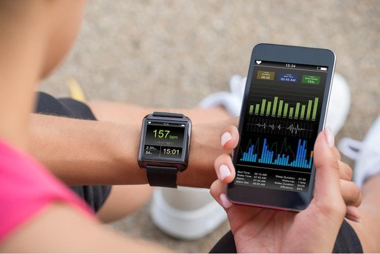 アプリと連動できるもので走行データを管理