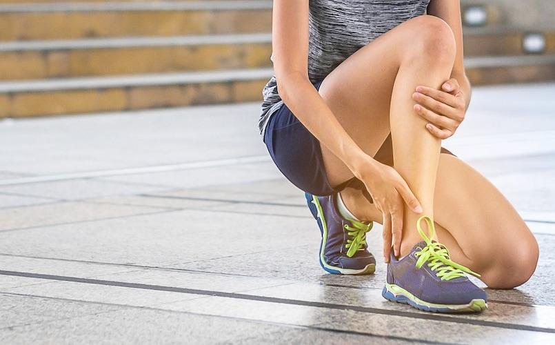 アンクルサポート|アキレス腱を衝撃から守り足首の捻りも予防