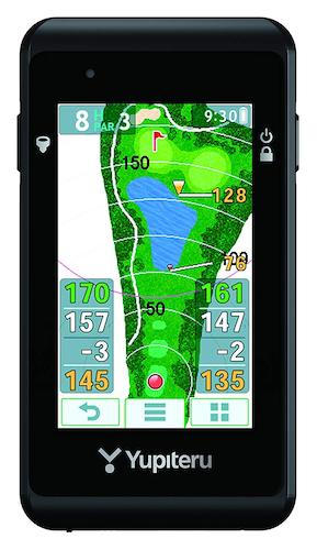 GPSナビタイプ 腕時計・画面表示・音声