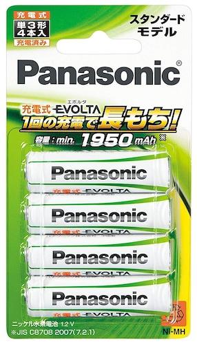 種類|家庭用機器ならコスパ良しの「ニッケル水素電池」