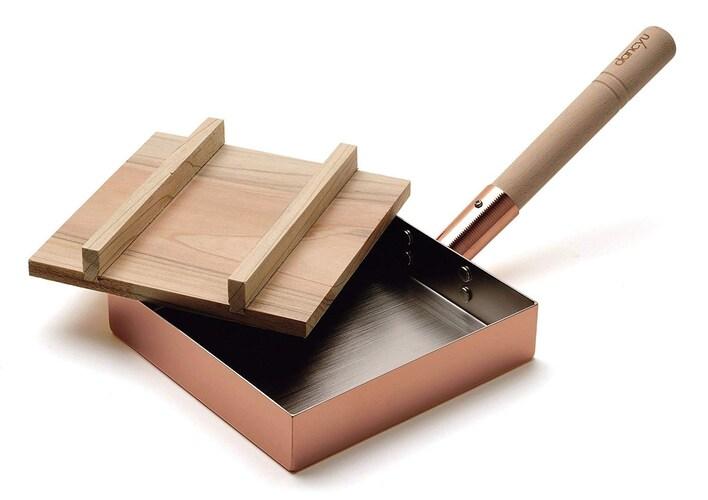 木蓋|キレイなたまご焼きに仕上がる
