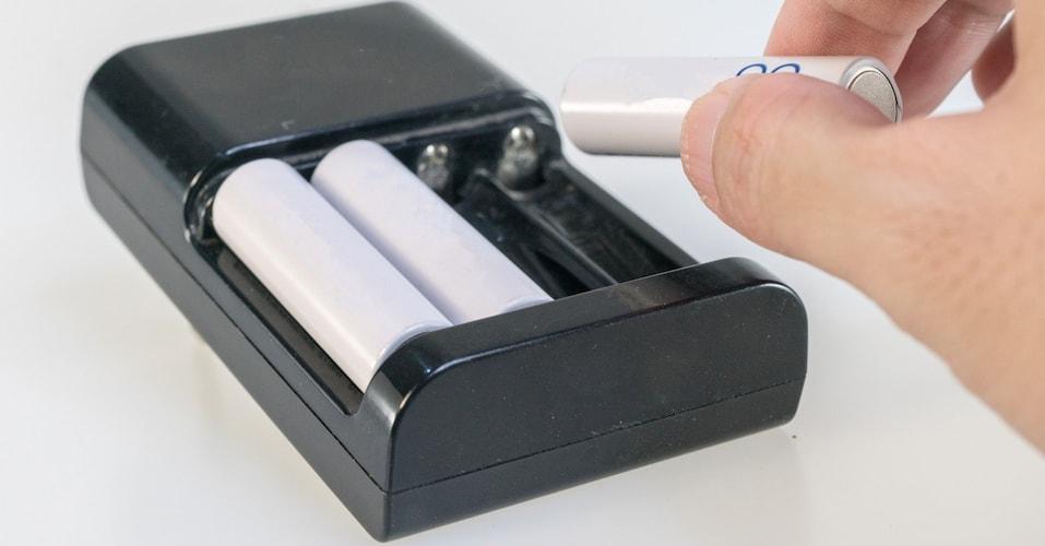 初めて充電式電池を買うなら