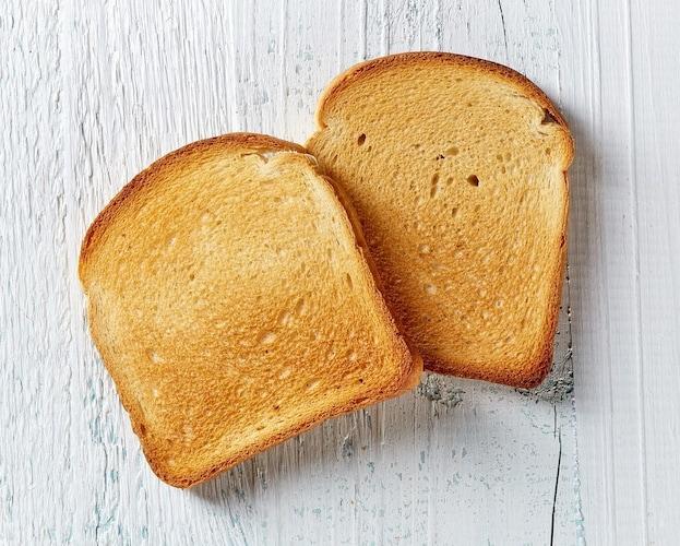 グリル機能でトーストは作れる