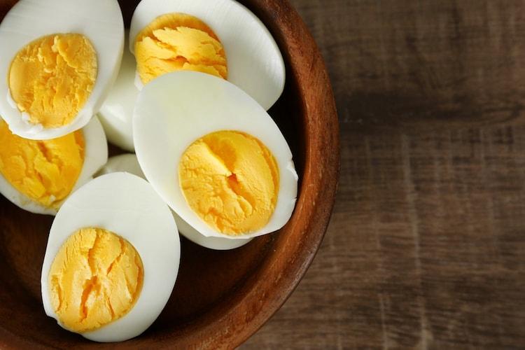 電子レンジでゆで卵を作るには?