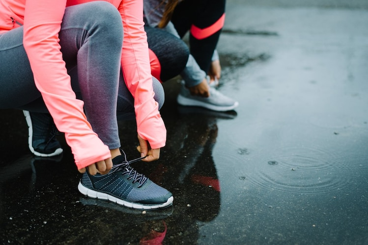 防水機能|雨の日でも安心して履ける