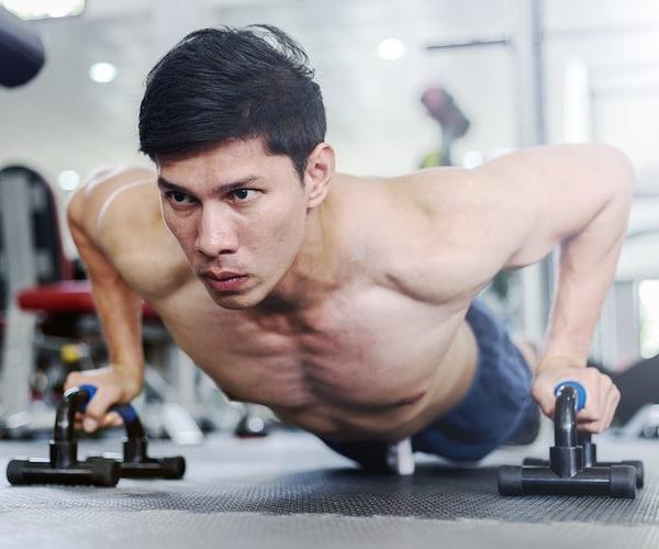 筋肉の可動範囲が広がる