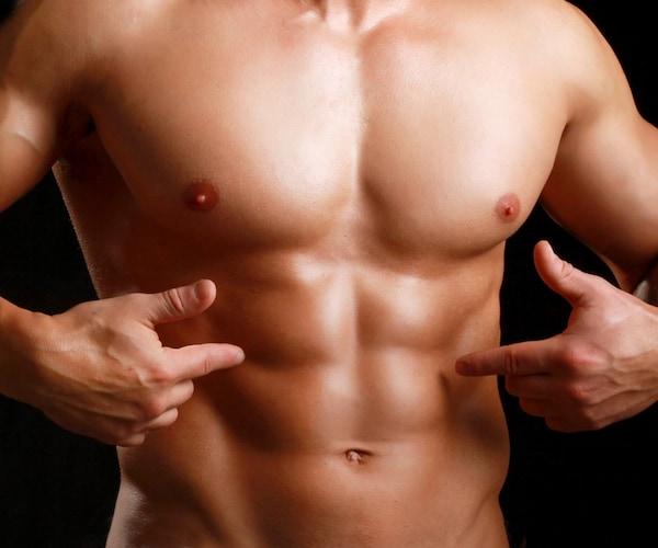 腹筋に効果的なのが「ハンギングツイスト」