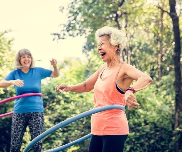 3.腰周りの筋肉を鍛えて腰痛予防に