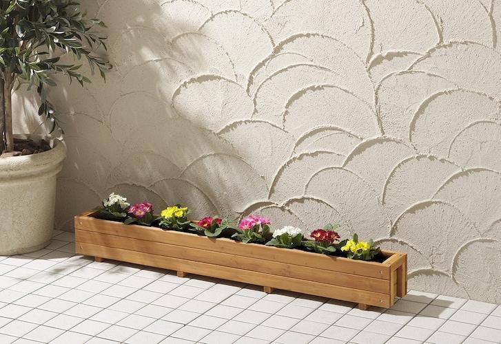 形状|一本植えの「鉢タイプ」複数苗向けの「長方形タイプ」
